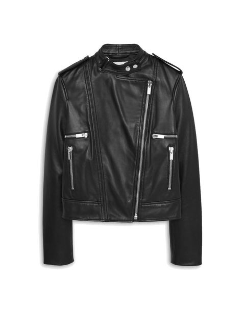 Jacket, Product, Sleeve, Coat, Textile, Outerwear, White, Style, Collar, Leather,