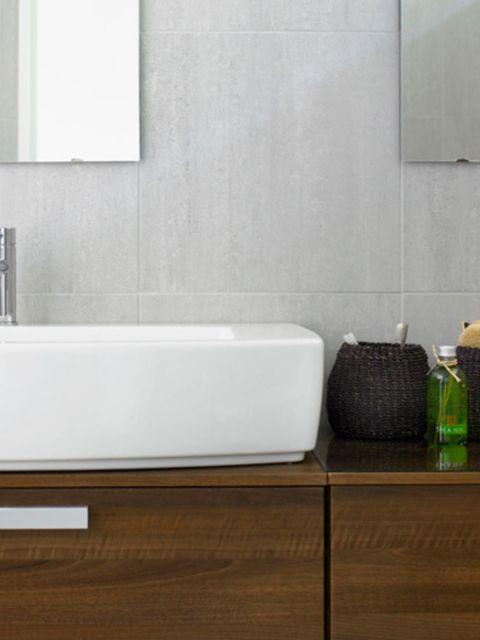 Dit is de snelste manier om je badkamer schoon te maken