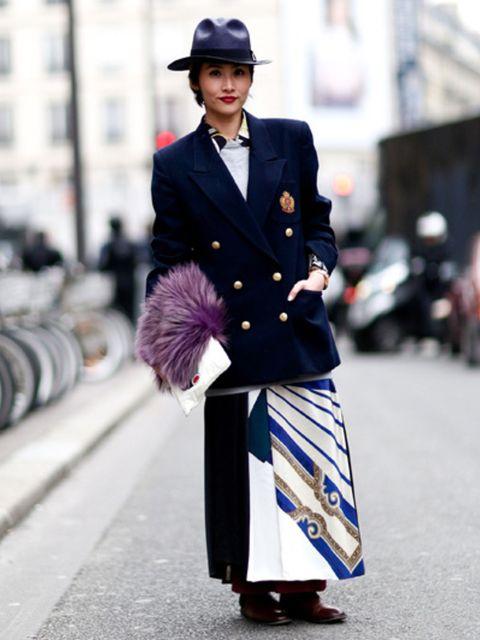 Hat, Sleeve, Coat, Collar, Outerwear, Street fashion, Style, Street, Fashion, Blazer,