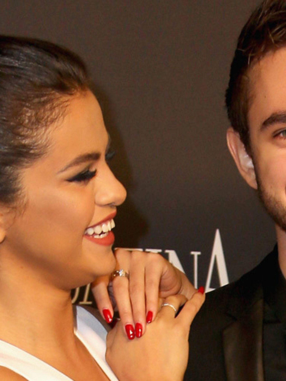 Niall Horan ontkent dating Selena Gomez is Arielle dating Matt