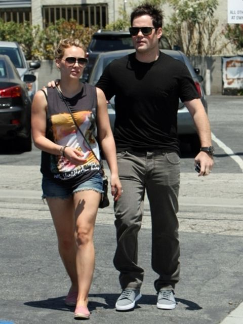 Babygeluk-voor-Hilary-Duff