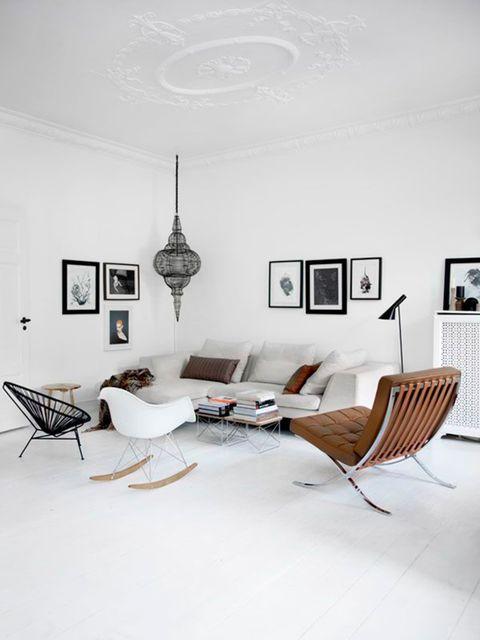 4 redenen voor een wit interieur