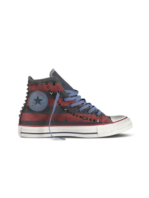 4351d5420eae Zien! De nieuwe Converse All Stars