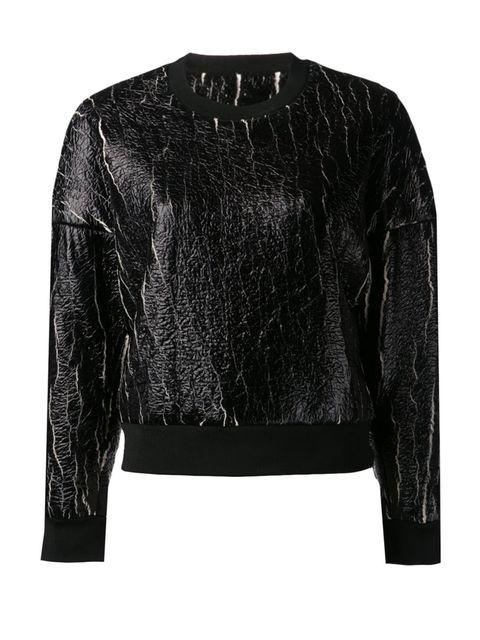 Clothing, Product, Sleeve, Textile, Outerwear, White, Style, Fashion, Black, Jacket,