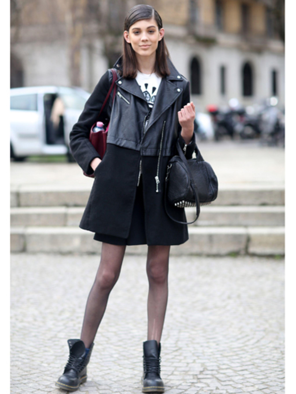 Bedwelming 50x anders: zó dragen modellen en streetstylers hun Dr Martens &OD56