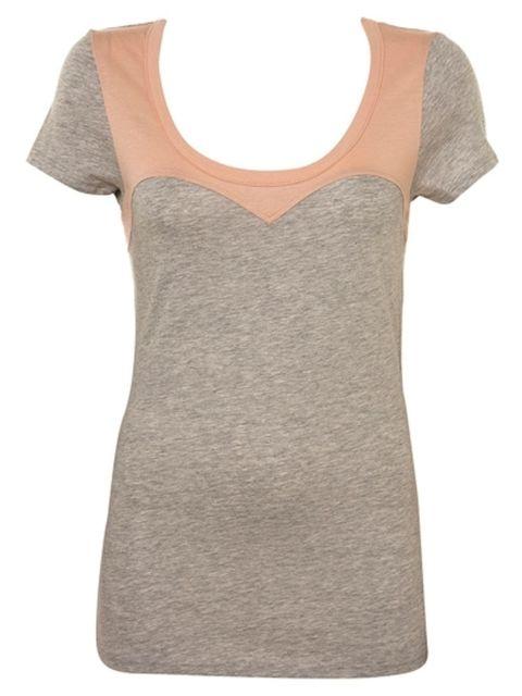 Product, Brown, Sleeveless shirt, Pattern, Neck, Black, Grey, Active tank, One-piece garment, Day dress,