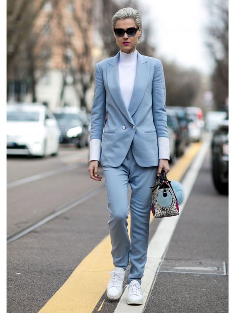 Clothing, Collar, Shoe, Textile, Outerwear, White, Fashion accessory, Style, Street fashion, Coat,