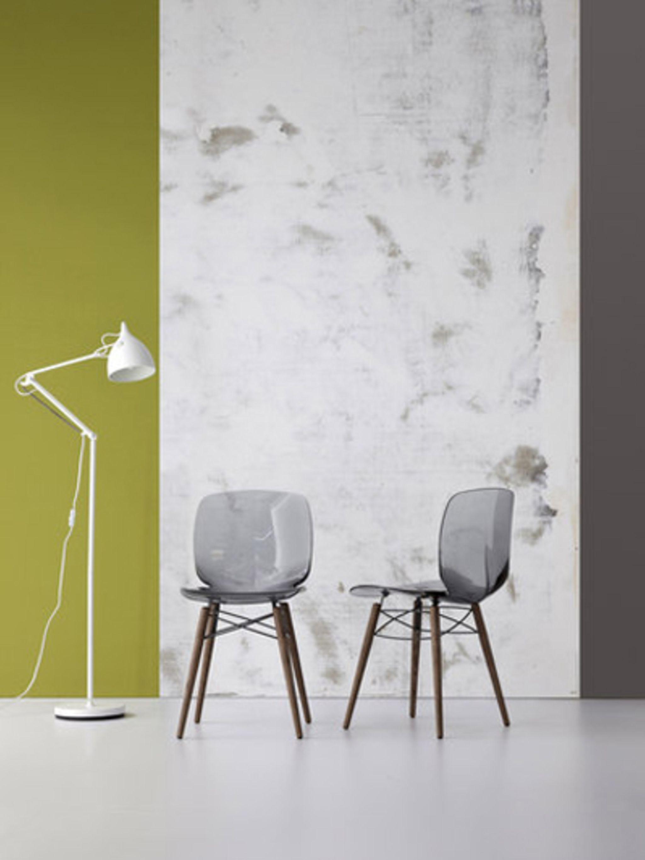 Transparante Design Stoelen.Zittenblijvers Stoelen Voor Aan De Eetkamertafel