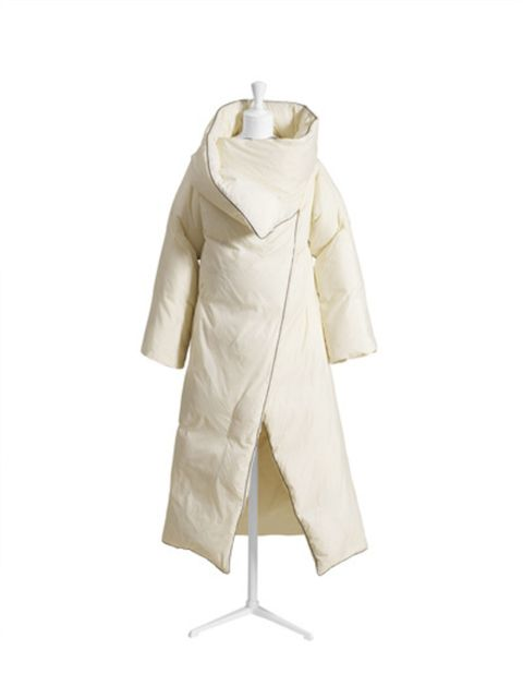 Product, Collar, Sleeve, Textile, Outerwear, Coat, Fashion, Grey, Blazer, Beige,