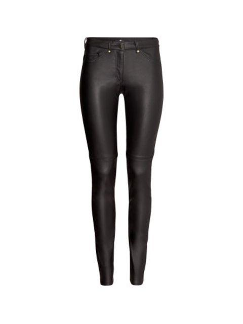 Denim, Standing, Style, Waist, Pocket, Tights, Leather, Fashion design, Hip,
