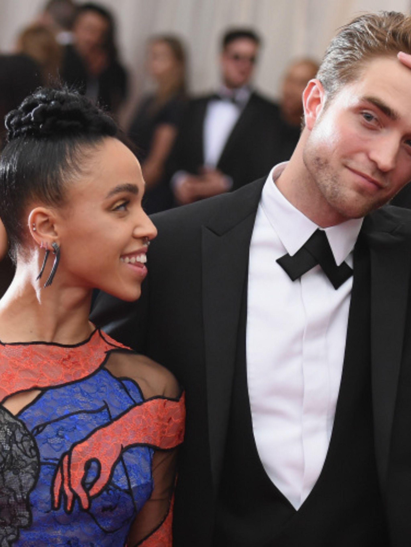 wie Robert Pattinson nu uit kan een dating scan worden gedaan op 7 weken