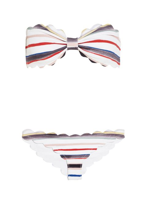 Red, White, Ribbon, Knot, Bow tie, Graphics, Flag of the united states, Symbol, Drawing,