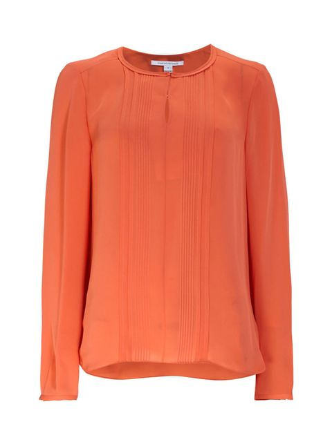 Product, Sleeve, Orange, Textile, Red, Outerwear, Amber, Pattern, Fashion, Sweater,