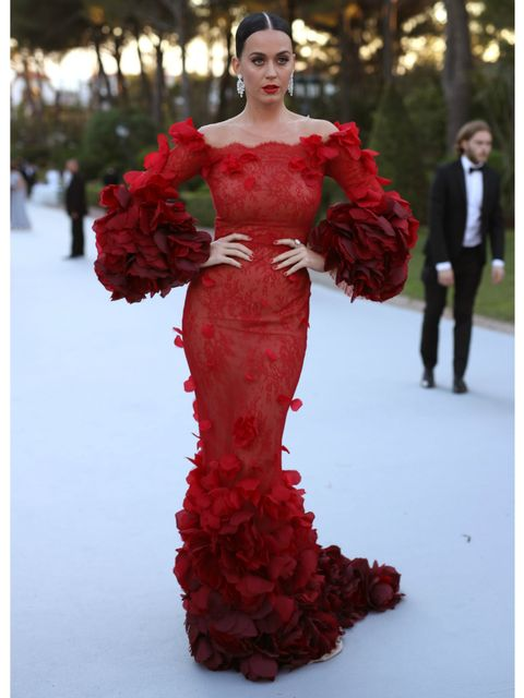 Clothing, Trousers, Petal, Red, Outerwear, Formal wear, Style, Coat, Fashion model, Suit,