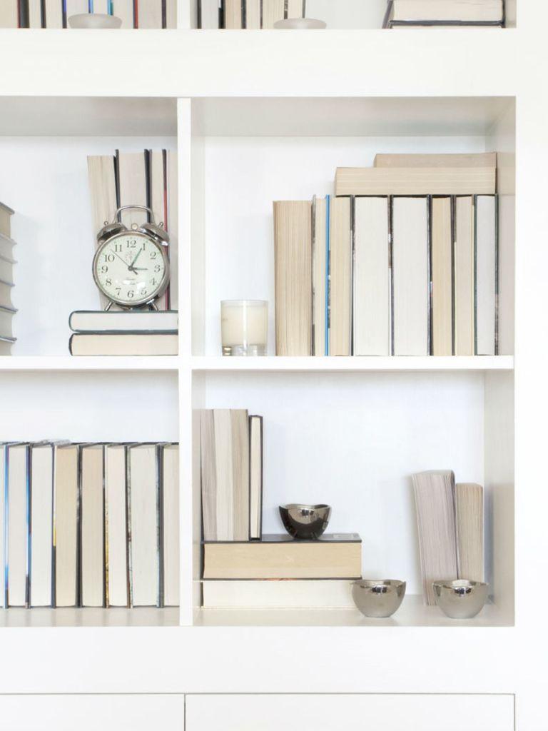 Dit zegt de indeling van je boekenkast over jou