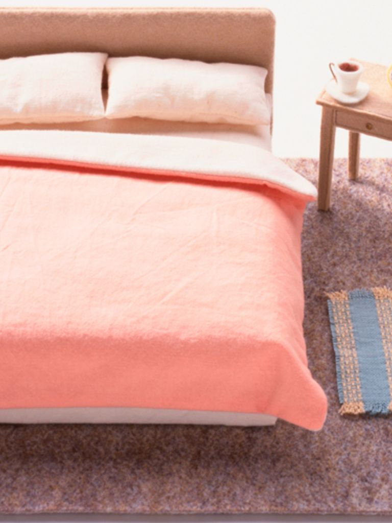 Grootse ideeën voor kleine slaapkamers