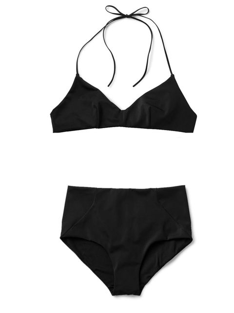 Favoriete Dit wil je dragen deze zomer: bikini's met hoge taille @IY74