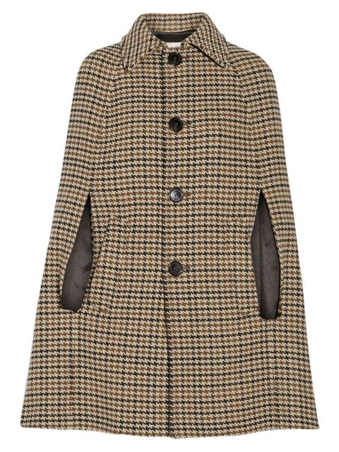 Sleeve, Collar, Textile, Coat, Outerwear, Pattern, Fashion, Grey, Beige, Button,