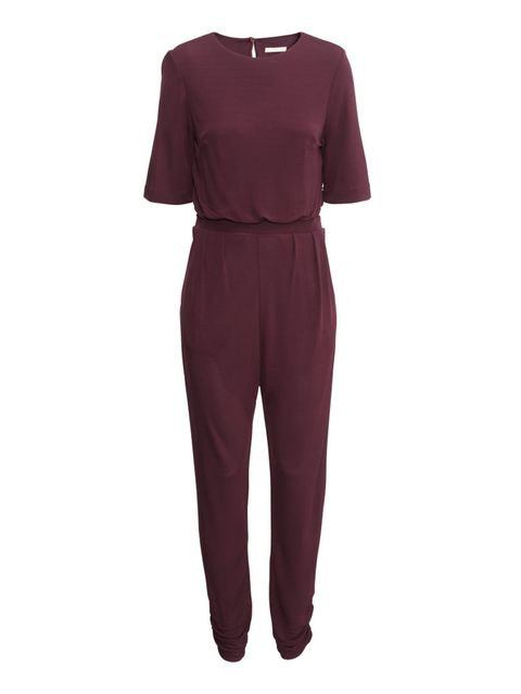Sleeve, Magenta, Maroon, One-piece garment, Fashion design, Pocket, Active shirt, Pattern, Day dress,
