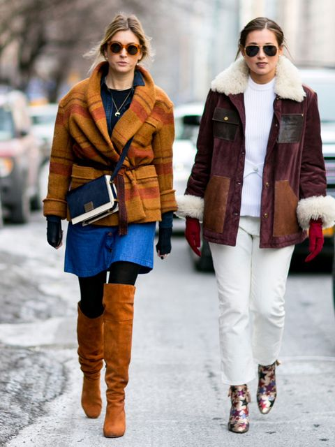 Clothing, Eyewear, Footwear, Vision care, Leg, Glasses, Brown, Sunglasses, Winter, Textile,