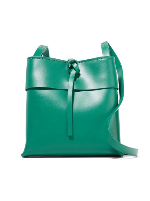 Bag, Style, Leather, Teal, Shoulder bag, Aqua, Turquoise, Strap,