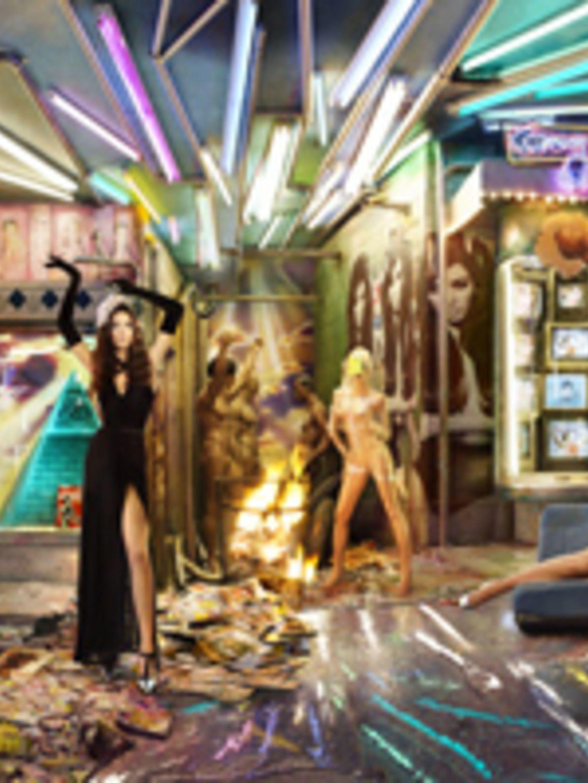 David Lachapelle Kardashian Www Picturesboss Com