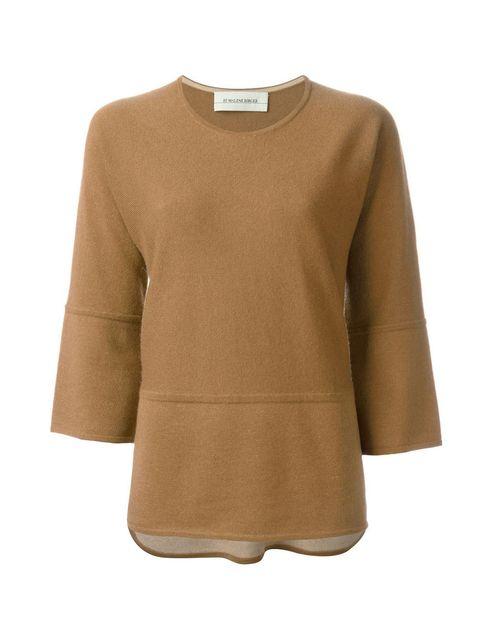 Product, Brown, Sleeve, Khaki, Outerwear, Coat, Sweater, Fashion, Tan, Pattern,