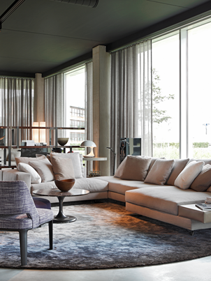 Noort Interieur | Minotti Concept Store