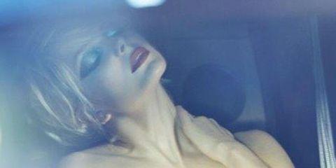 Face, Beauty, Head, Skin, Nose, Lip, Mouth, Eye, Sky, Blond,