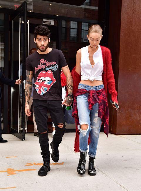 Gigi Hadid, New York Fashion Week Spring Summer 17