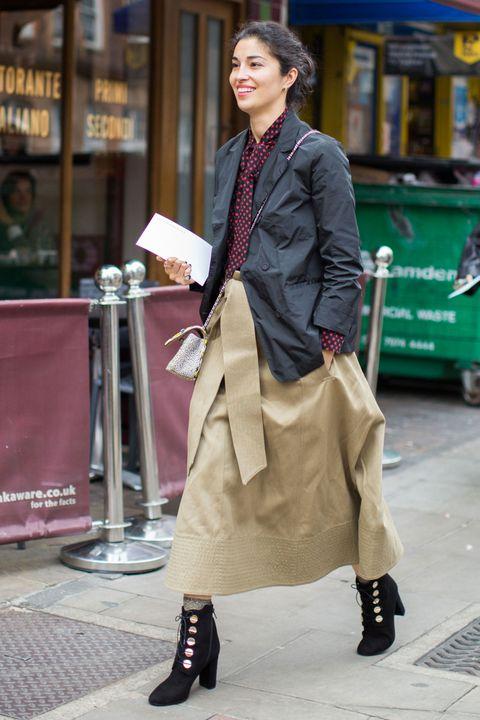 <p>Londen Fashion Week s/s 2017</p>