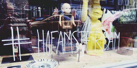 HOF Amsterdam, hotspot, concept store