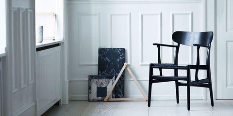 Lounge Stoel Met Muziek.Designklassieker Hoe De Ch22 Lounge Chair Gemaakt Wordt