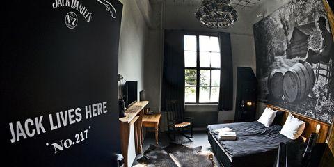Binnenkijker rock & roll hotel Eindhoven Dutch Design Week