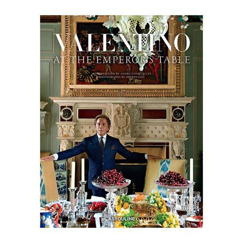 Valentino, at the emperor's table