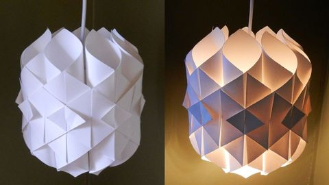 New ELLE's favoriete lamp DIY @HN01