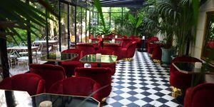 Hôtel Particulier Montmartre, binnenkijker, Parijs