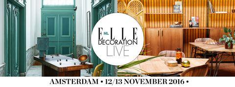 ELLE Decoration Live 2016