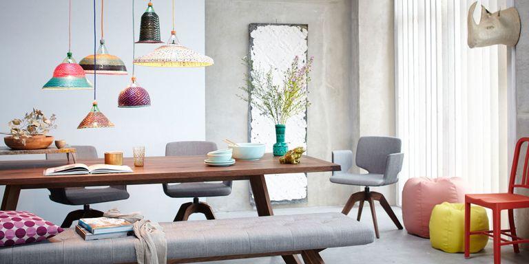 8 go-to tips om je eetkamer een stijlupgrade te geven