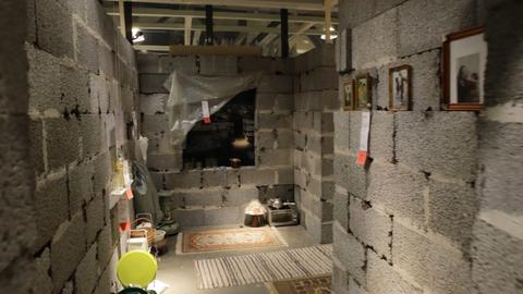 IKEA bouwt Syrische woonkamer in oorlogsgebied na