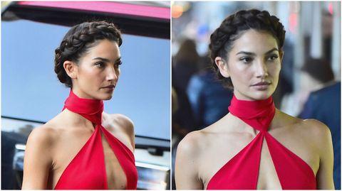 Braided Hairstyles 2016: Celebrity Hair Inspiration   ELLE UK