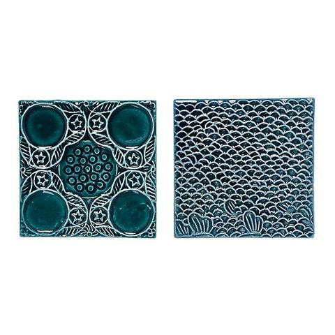 Pattern, Teal, Aqua, Colorfulness, Turquoise, Circle, Rectangle, Square,