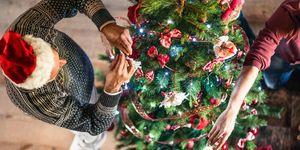 kerstdecoratie fouten