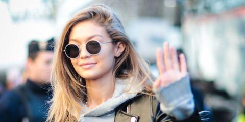 Eyewear, Glasses, Vision care, Jacket, Sunglasses, Textile, Outerwear, Coat, Bag, Style,