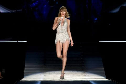 <p>Het was op relationeel vlak wat onhandig voor Swift, de rest ging nogal lekker. 170 miljoen Amerikaanse Dollars wist ze in haar laatje te leggen. </p>