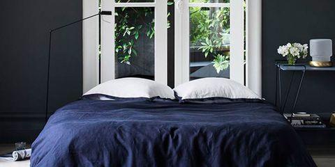 slaapkamer minimalistische slaapkamer minimalistisch interieur interieurinspiratie inrichting interieur