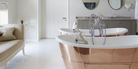 Product, Interior design, Property, Room, Floor, Wall, White, Flooring, Plumbing fixture, Fixture,