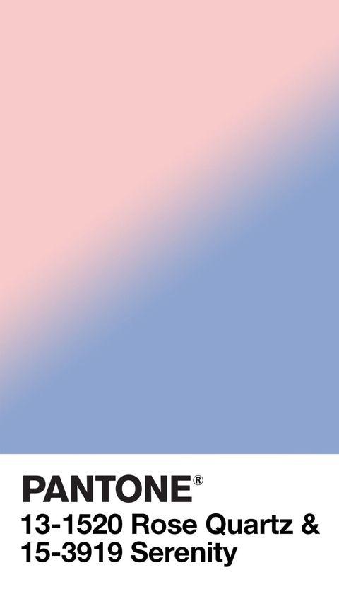"""<p>In 2016 werden er voor het eerst twee kleuren verkozen tot Color of the Year. De roze en blauwe tint zorgden samen voor zowel connectie en welzijn als rust –<span class=""""redactor-invisible-space""""></span> een verwijzing naar de onrust in de wereld met het oog op terrorisme, maar ook vanwege de opkomende <em data-redactor-tag=""""em"""" data-verified=""""redactor"""">gender blur</em>.</p>"""