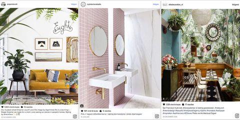 Interior design, Room, Floor, Furniture, Wall, Interior design, Home, Peach, Design, Rectangle,