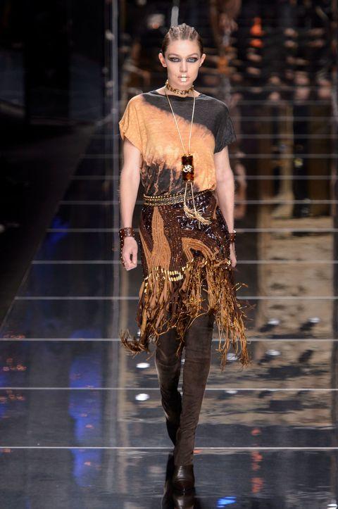 Balmain Autumn Winter 2017 Paris Fashion Week